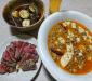 【俺のおつまみ】麻婆豆腐、ローストビーフ